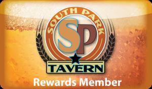 South Park Tavern Rewards